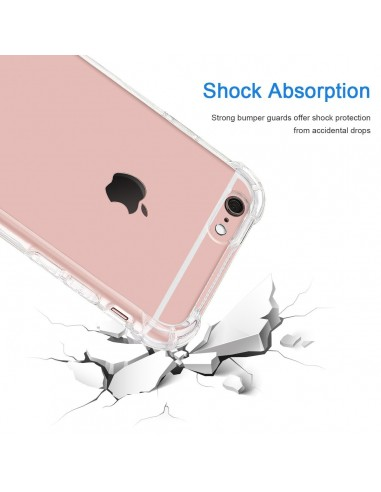 coque iphone 7 silicone renforcee