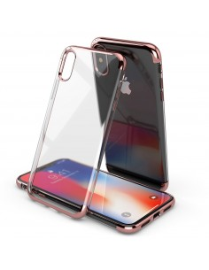 Coque iPhone X en silicone...