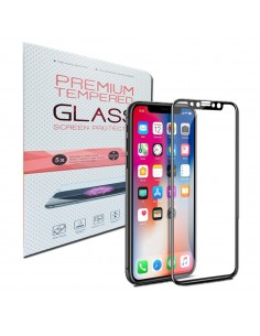 Verre Trempé 3D iPhone X...